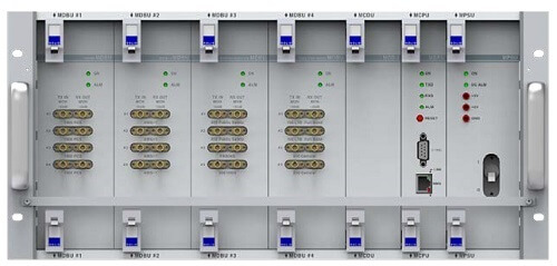 SOLiD - ALLIANCE DAS MDBU, 800MHz & 900MHz Input Module for