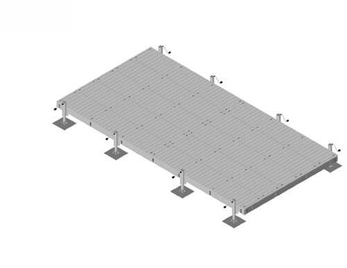 Original Image: CommScope – 10 ft x 20 ft Equipment Platform-4