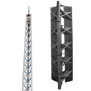 Original Image: Wade Antenna – 60 Foot DMX Standard Duty Tower