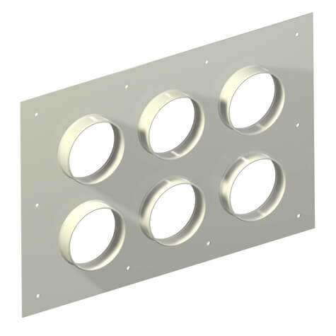 Site Pro - Aluminum Entry Panels 5