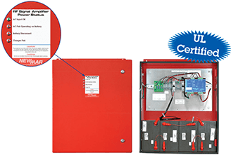 Original Image: NEWMAR – NFPA Compliant Battery Back-Up Power