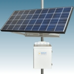 Original Image: Solis Energy – Solar Power, 24VDC System Voltage, 280W Solar Array, 224 Ah gel Cell Battery Array