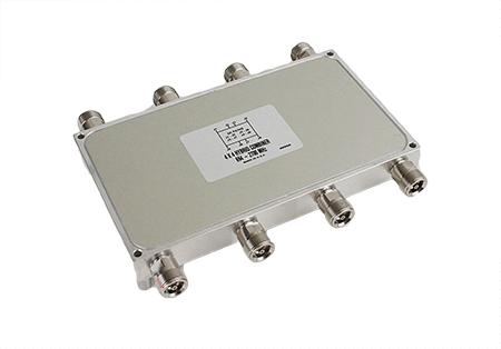 Original Image: Microlab – 4 x 4 Hybrid Coupler Matrix, 150W/input, 694-2700 MHz