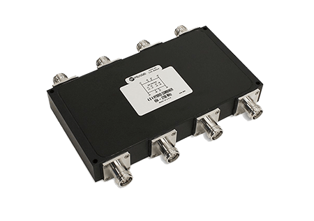 Original Image: Comba – 4 X 4 COMB/SPLT, 617-2700 MHz,4.3-F , Outdoor Salt/Fog