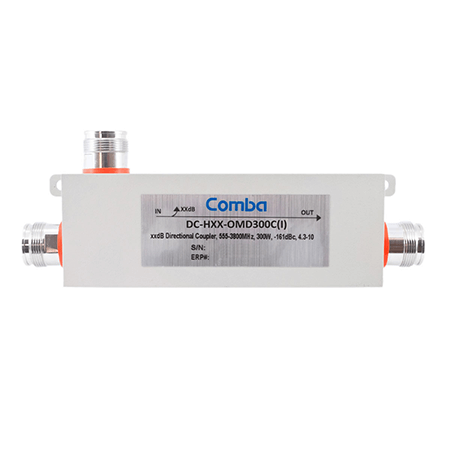 Original Image: Comba – 555-3800MHz, Low PIM(-161dBc),4.3-10 Female, 300W