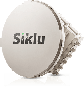 Original Image: Siklu EtherHaul-2500FX 1Gbps 70GHz FDD ODU with AES HW & Antenna Adapter