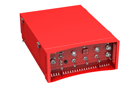 Original Image: Comba RX7W22-07322748 700MHz Single Band Class A BDA, 0.5W 27dBm, -48VDC
