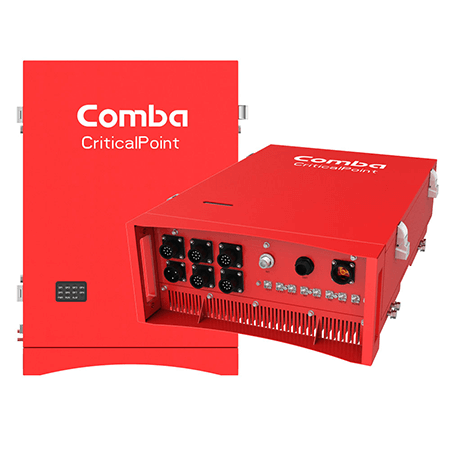 Original Image: Comba RH7W22-R78B3348 Class B Fiber DAS, 700/800MHz 2W Remote Unit