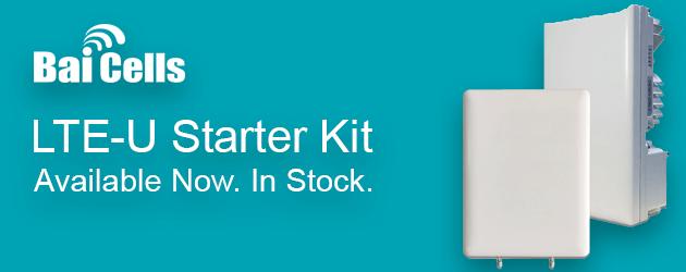 Original Image: Baicells LTE-U Starter Kit