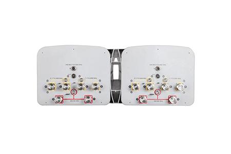Original Image: CommScope R2V4PX306R 12-Port Sector Antenna, 4x 698-960 & 8x 1710-2690MHz