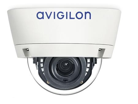 Original Image: Avigilon 8.0-H4A-D1-IR 4K UHD (8.0 Megapixel), Indoor Dome, 4.3-8mm f/1.8 P-iris  Lens