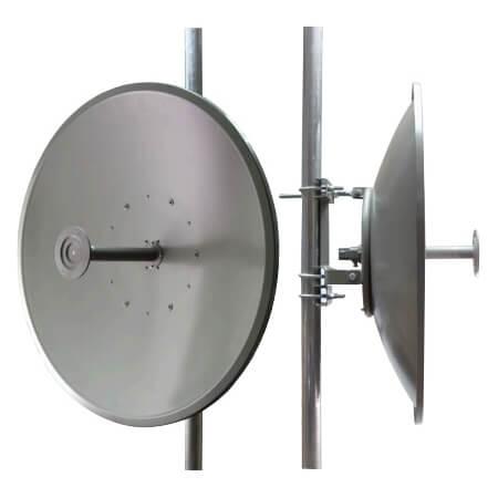 Original Image: Laird HDDA5W-29-DP2, 4.9-5.875 GHz Dish Antenna, 29 dBi