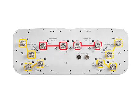 Original Image: CommScope NNH4-65C-R6-V3 12-Port Sector, 4x 698–896 & 8x 1695–2360 MHz