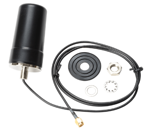 Original Image: FreeWave WC-ANT-PM 900MHz Omni Panel Mount Antenna, RP-SMA Male, 3′ Cable