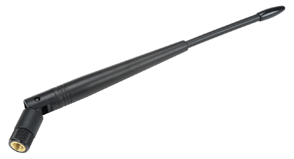 Original Image: FreeWave WC-ANT-WHIP 900MHz Antenna, RP-SMA Male – No Cable