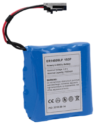 Original Image: FreeWave WC-BAT-3AA-IS Replacement battery for WC30i-AXIS