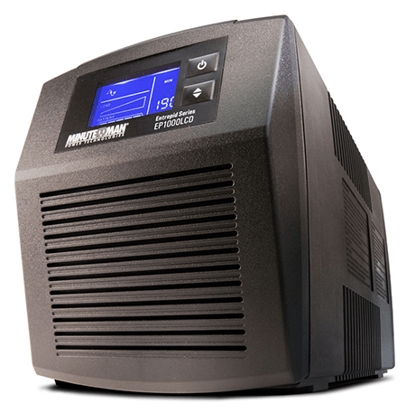 Original Image: Minuteman Entrepid®500-1500VA Line Interactive Compact, Entry-Level UPS
