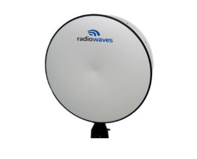 Original Image: RadioWaves 1.2 | 4 FT. High Performance Parabolic Reflector Antenna, Dual Polarized, 4.9-6GHZ
