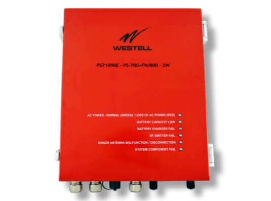 Original Image: Westell PS71090E 2W Public Safety Signal Booster